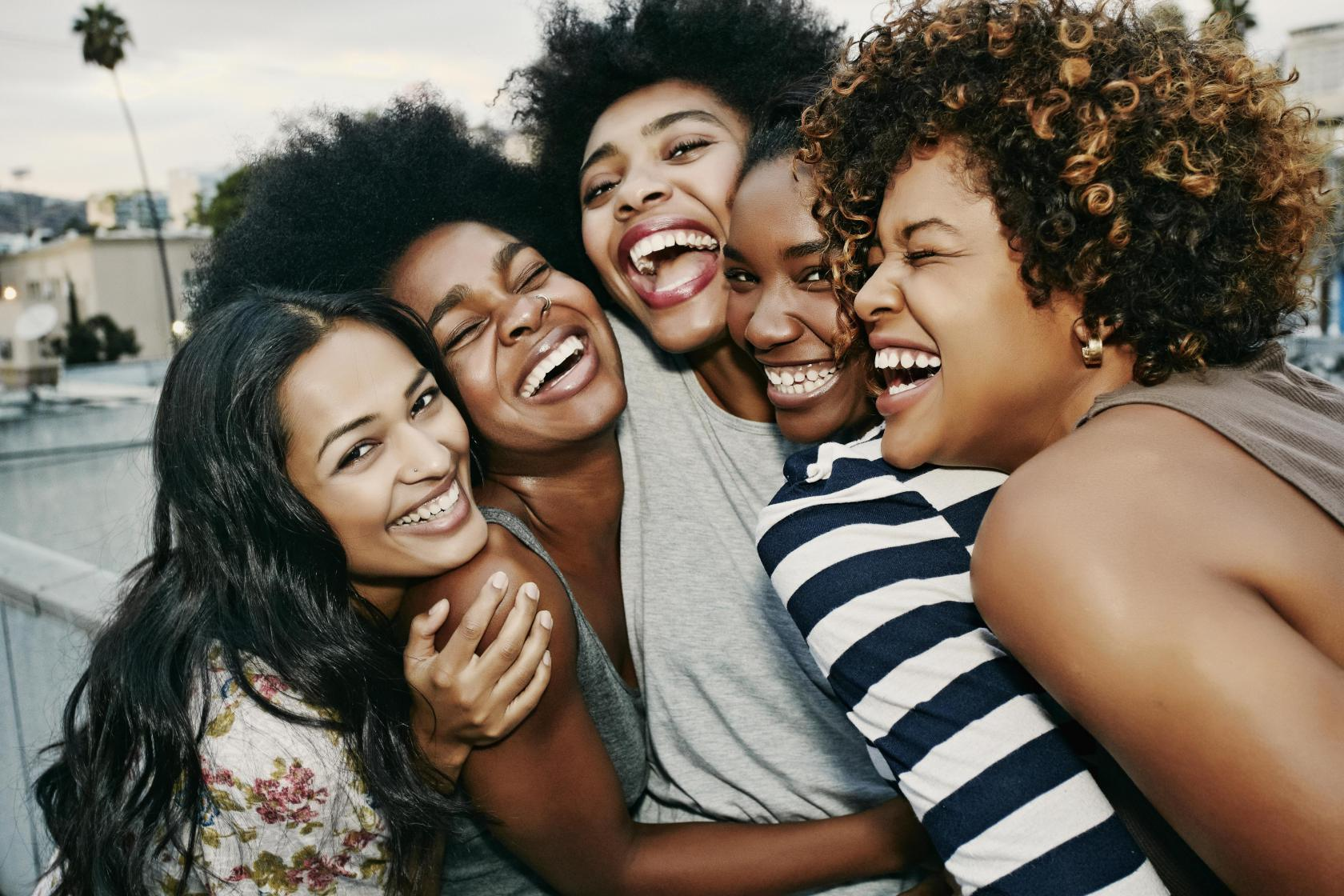 Image result for group of african ladies laughing